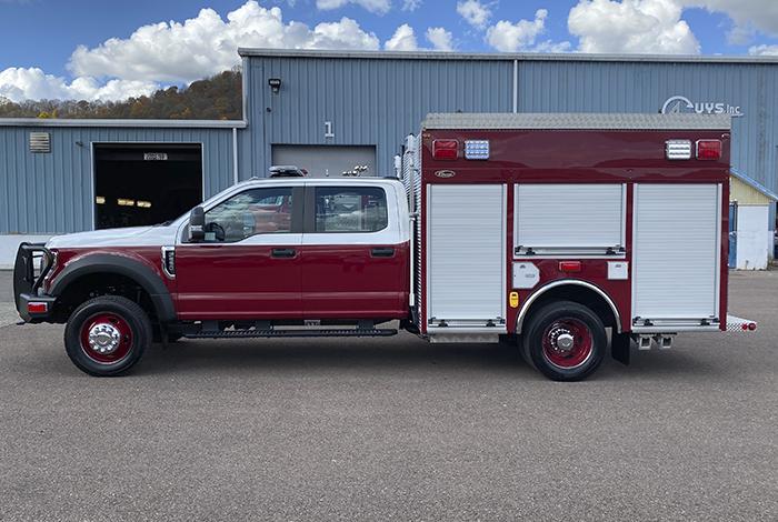 Munhall Volunteer Fire Company #1